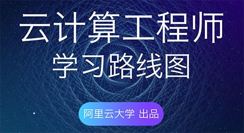 云计算工程师学习线路(阿里云大学免费教程)